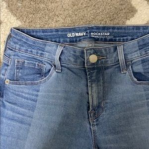 old navy two toned jeans !!!